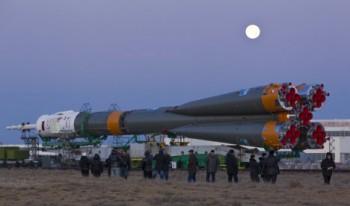 nave espacial rusa