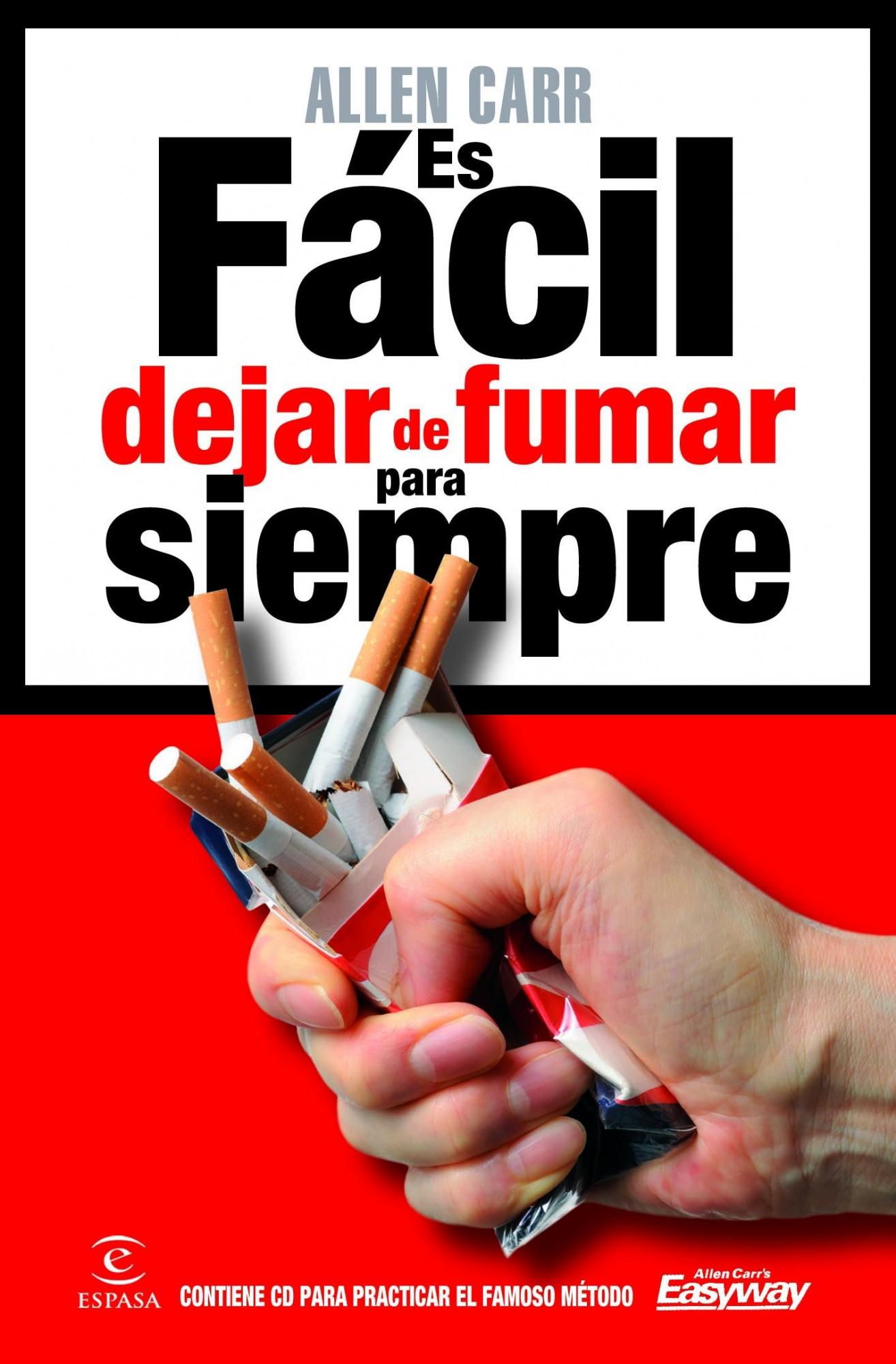 La mala costumbre leer el fumar