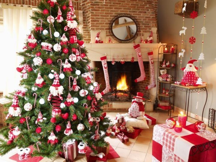 arbol e navidad