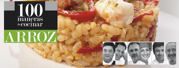 100 maneras de cocinar arroz kiss fm for Formas de preparar arroz