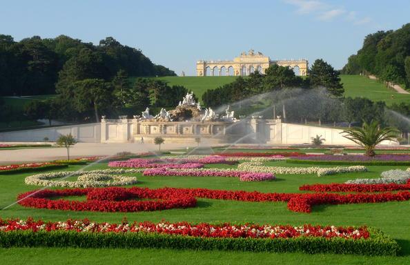 Palais et jardins de Schönbrunn