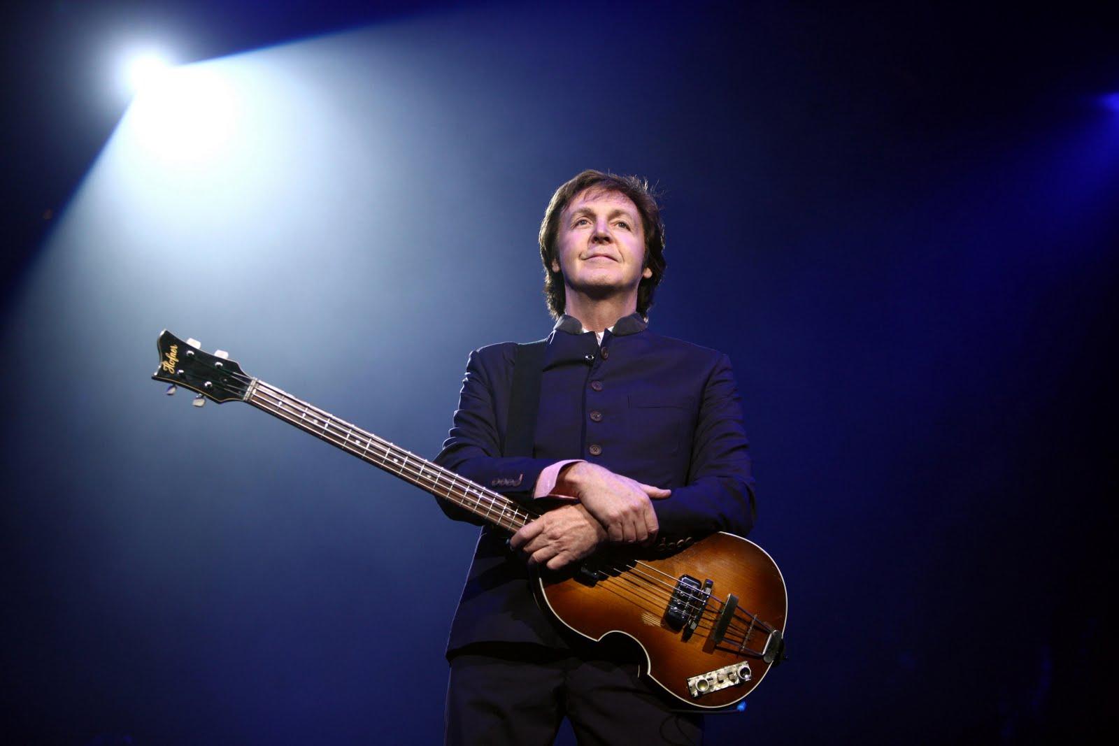 Paul McCartney reaprende las canciones de los Beatles