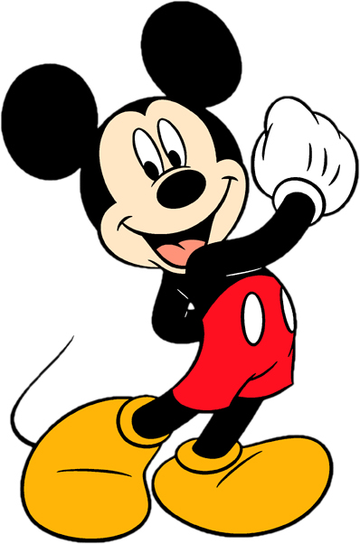 mickey mouse karate clipart - photo #38