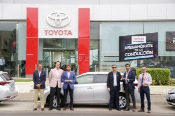 Entrega flota Toyota González Byass (5)