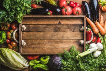 verdura, hortalizas
