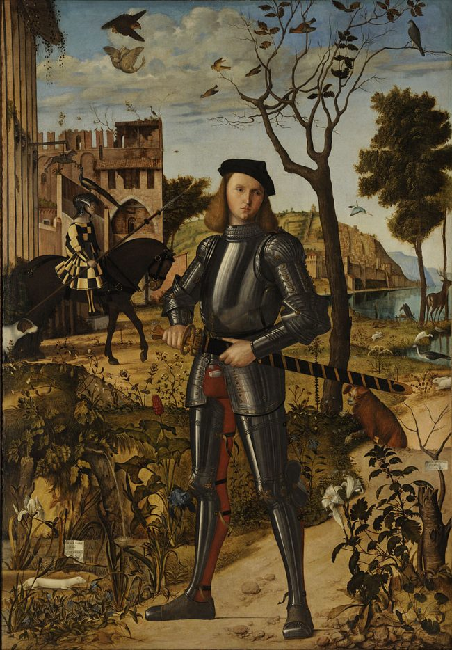 Vittore_Carpaccio_-_Young_Knight_in_a_Landscape_-_Google_Art_Project