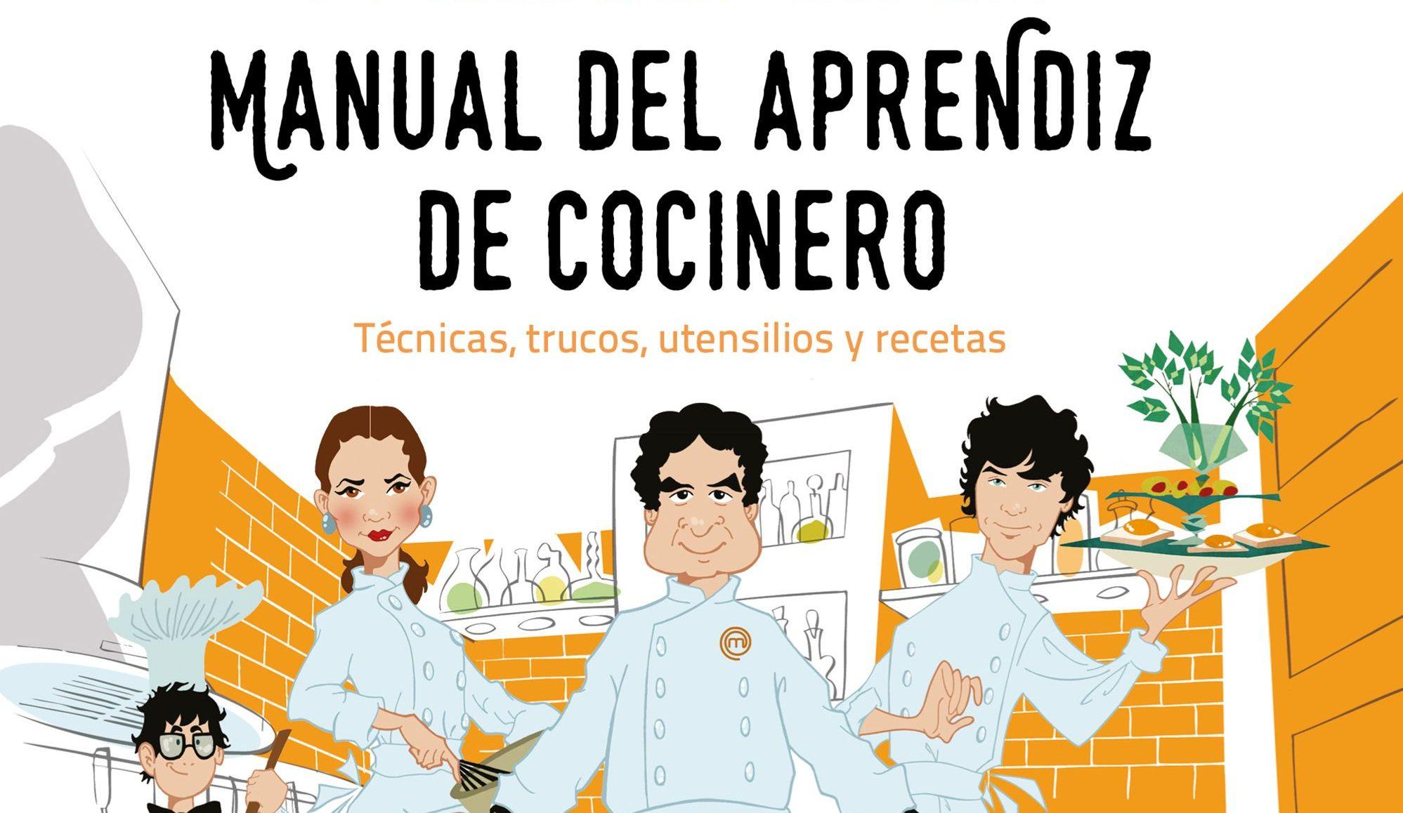 Manual del aprendiz de cocinero kiss fm for El gran manual del cocinero pdf