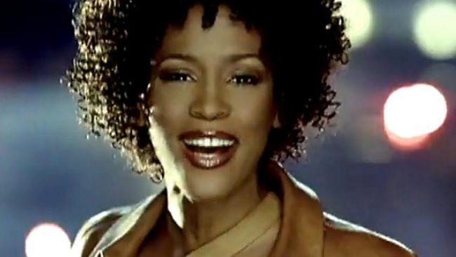 Resultado de imagen para Whitney Houston