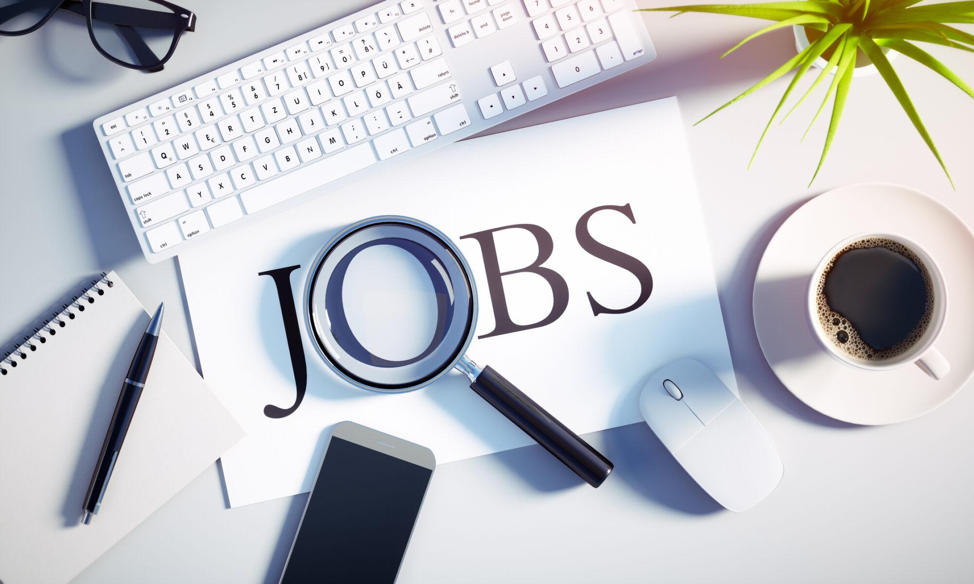 Los 20 trabajos que no encuentran candidatos