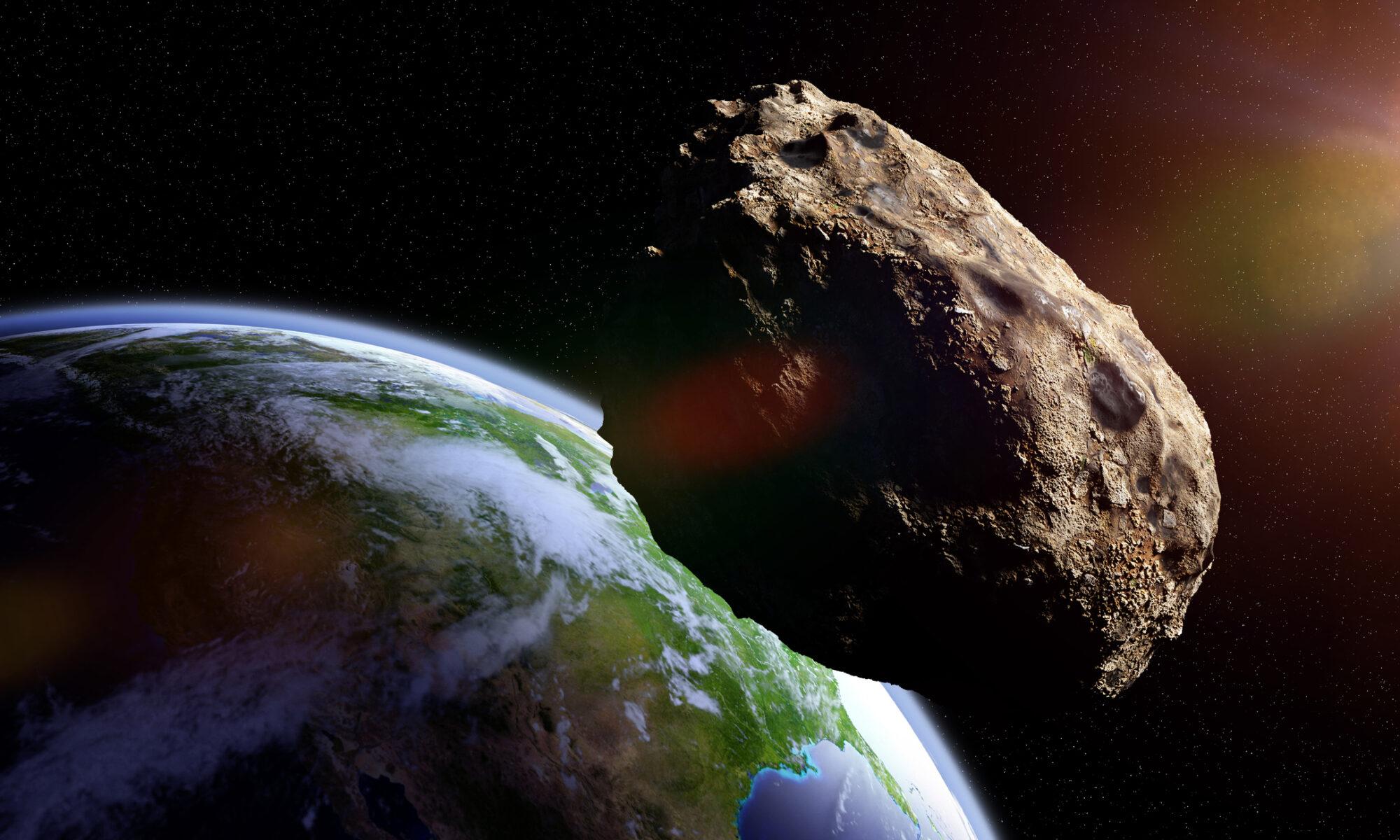 Un meteorito de 4 600 millones de años