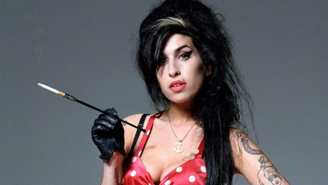 Nuevo disco de Amy Winehouse