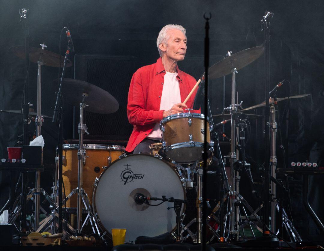 Fallece Charlie Watts, el batería de los Rolling Stones
