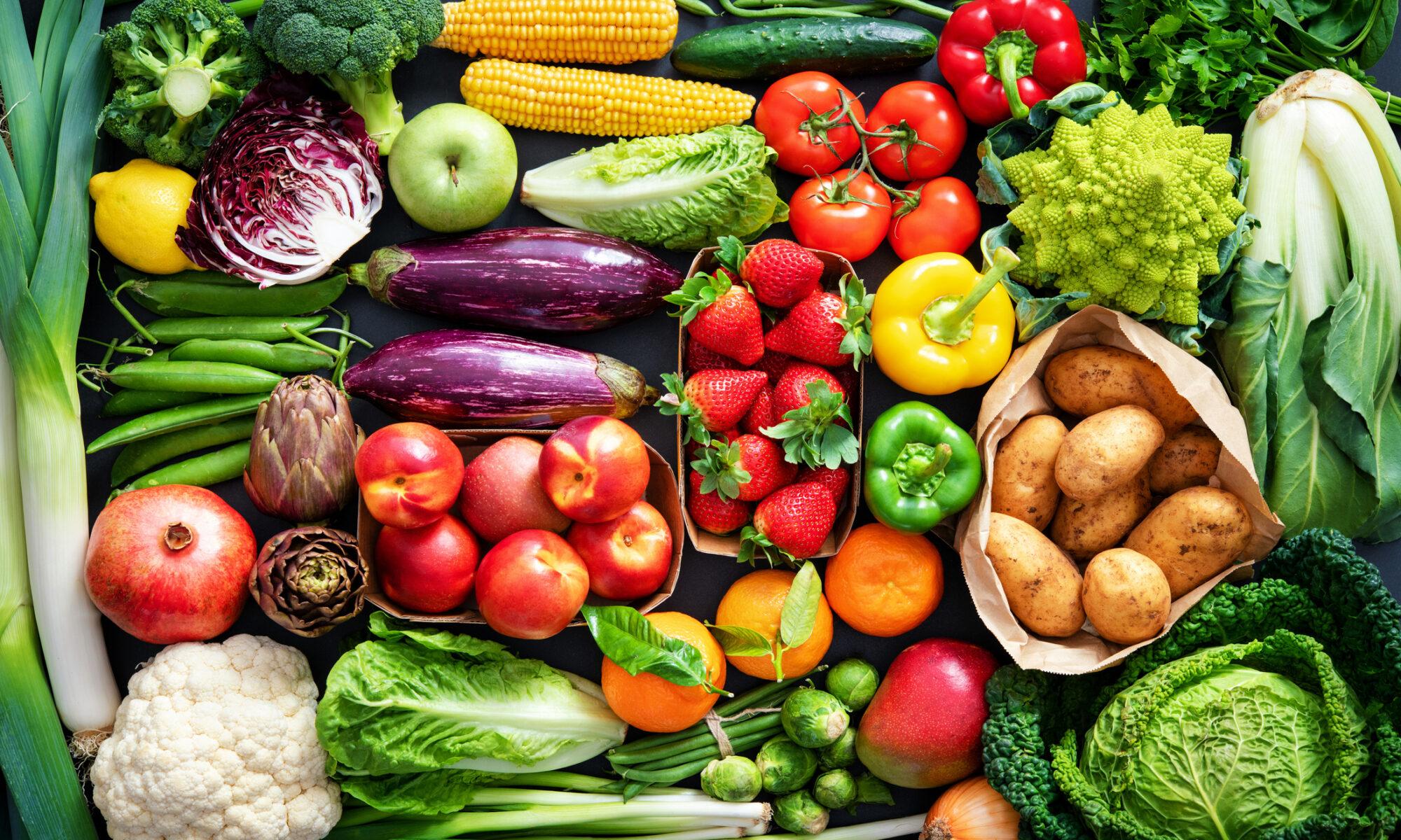 Terapias contra el cáncer con frutas y verduras