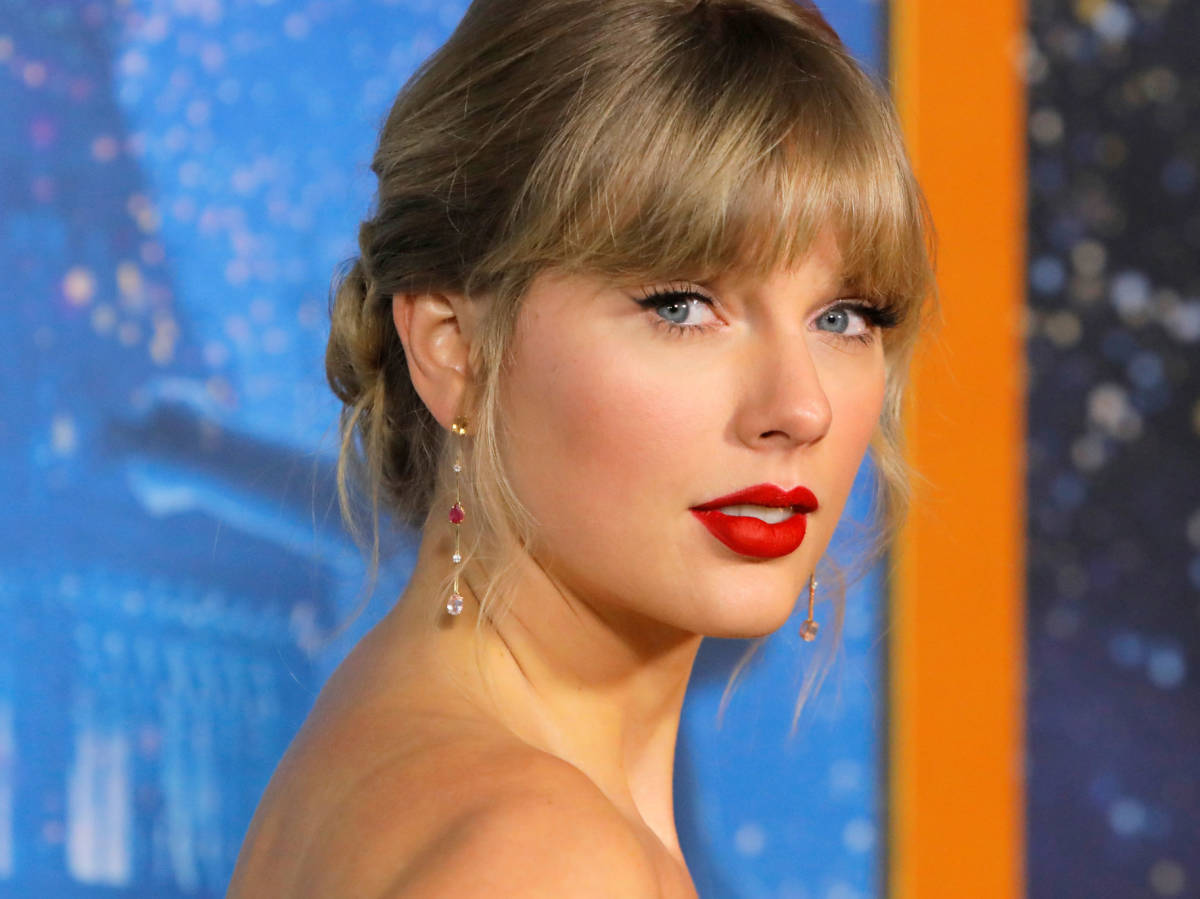 Taylor Swift arrasa en Tik Tok