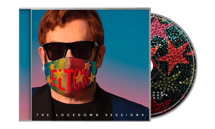 'The lockdown sessions', el nuevo disco de Elton John