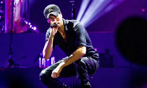 Enrique Iglesias publicará su último disco