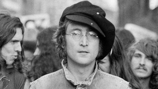 Celebrando el 81 cumpleaños de John Lennon